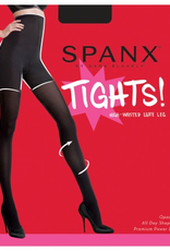 Spanx FH431A-High-Waisted-Luxe-Tights-NIGHTCAP NAVY-A