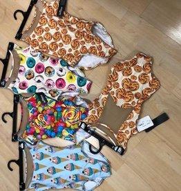 So Danca So Danca Candy Themed Leotards/Bodysuits