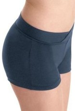 Bloch V-front waist dance short