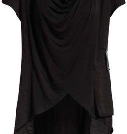 Nor Nor-61-542-Blouse from Denmark  ON SALE !!Nor-61-542-Blouse from Denmark, BLACK, 3, LARGE