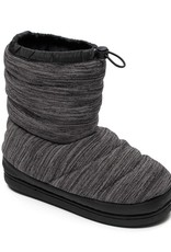 So Danca Warm-up Bootie with EVA outsole for indoor/outdoor wear<br /> <br /> * Water resistant upper<br /> <br /> * Inner plush lining for cushioning underfoot