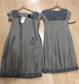 Lu.el SL8403-Lu.el-Dress  ON SALE !!, LINEN, L