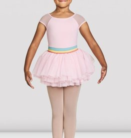 Bloch Bloch Gelato Stripe Sleeveless Leotard Tutu