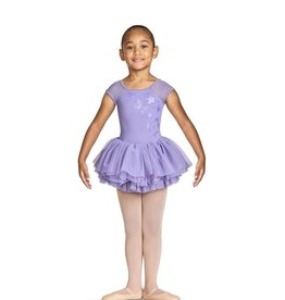 Bloch Bloch CL4910 Shimmer Cap Sleeve Tutu Leo- Child