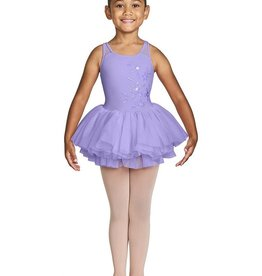Bloch Bloch CL4901 Shimmer Meck Back Tutu Leotard / Bodysuit - Child