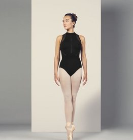Bloch Bloch L4985 High Neck, Zip Open Back Leotard / Bodysuit