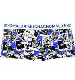 Muchachomalo Muchachomalo Women's Single Pack Boxer, PARAX2, M