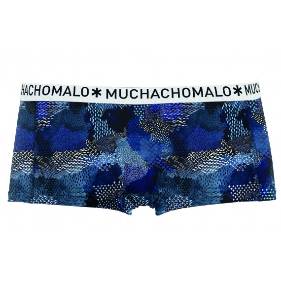 Muchachomalo Muchachomalo Women's Single Pack Boxer, PARAX2, M