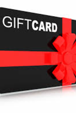 Gift cards - to be printed on your computer.
