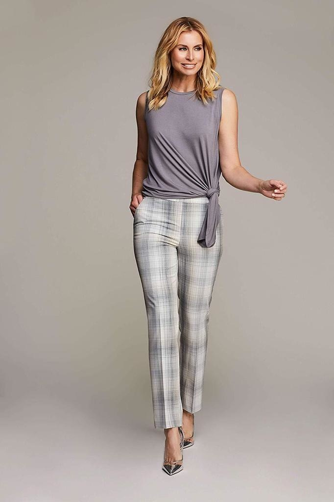 Up Pants Boost the behind, slim the tummy, and erase imperfections with these chic and sleek Up! pants with pockets. These are the pants that you have been waiting for your whole life in a wonderful wrinkle free fabric.