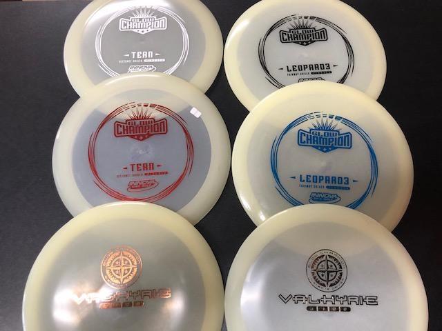 Innova Champion Glo Disc