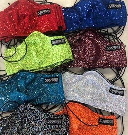 Sportees Face Mask Sparkle