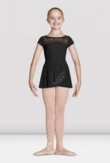 Bloch Mirella Jasmine Mesh Wrap Skirt
