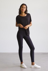 Commando Control Legging, BLACK, S