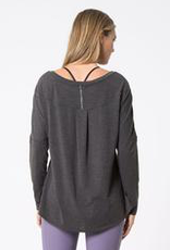MPG MPG Chia 2.0 Warrior Knit Stink-Free Drape Top,