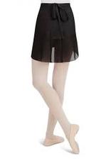 Capezio Capezio (N272-BLK-P/S) Wrap Skirt