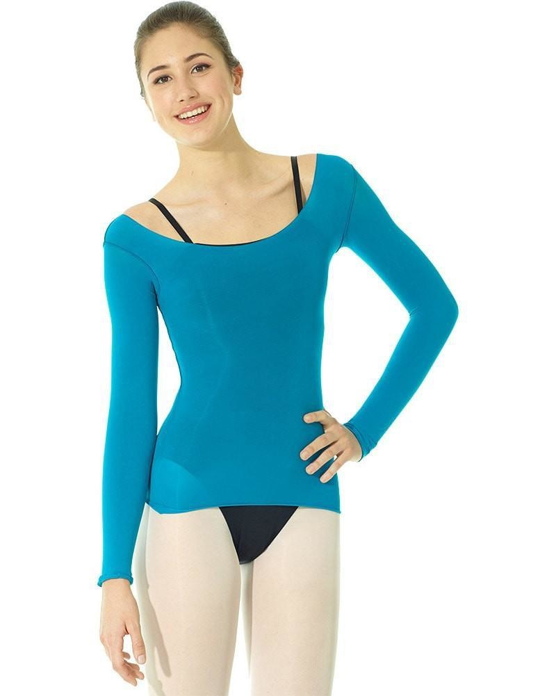 Mondor Mondor 816 Body Pop Layer Long Sleeve Top