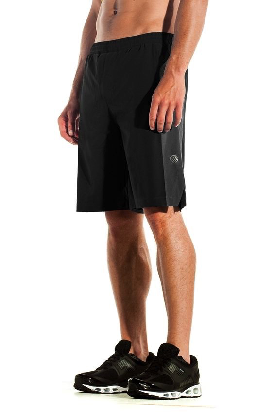 MPG MPG MPGXXS5MB10 Block Mens Shorts , BLACK/CHARCOAL, S