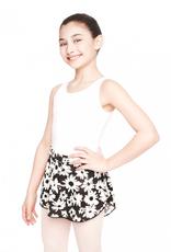 Capezio Capezio 10966W Potpourri Skirt - Adult Capezio 10966W Potpourri Skirt - Adult , B/WDAISY, M