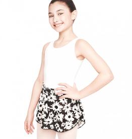 Capezio Capezio 10966W Potpourri Skirt - Adult , B/WDAISY, M …On Sale ! !