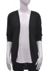 Chloe Angus 6031 Cocoon Cardigan ON SALE !!, SOLID WHITE, M