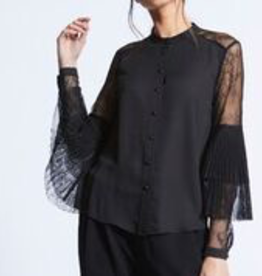 Angel Eye AngelEye Ericka Blouse   - ON SALE ! !, BLACK, M