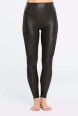 Spanx Spanx 20136R Faux Leather Moto Leggings, BLACK, M