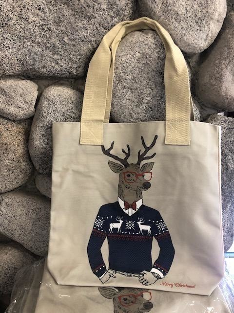 Casual Christmas Tote
