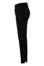 Up Pants Up Pants Circle Jaquard Petal, BLACK, 4