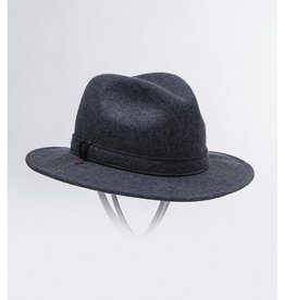 Canadian Hat Company Ltd. Canadian Hat Company Will Unisex Waterproof Felt Fedora