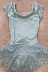 So Danca So Danca Leotard w/ Lace Skirt