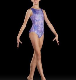 Bloch Bloch Dynami GB190C Gymnastics Leotard / Bodysuit, HARMONY PURPLE, SMALL