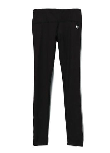 Limeapple Limeapple Basic Full Length Leggings, BLACK, 5/6