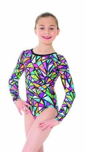 Mondor Mondor 27852 Gymnastics Leotard / Bodysuit, S5 SNAKES, 12/14