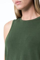 MPG MPG Newbie 2.0 Warrior Knit Signature Tank, GREEN, L