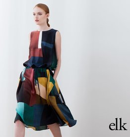 ELK Elk Muralla Silk Dress ON  SALE !!