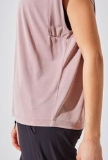 MPG Charge Women's Knit Relaxed Sleeveless Pullover Top