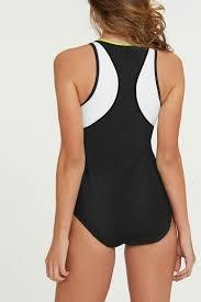MPG MPG MPGSWS6LT20 Plunge One-Piece Swimsuit
