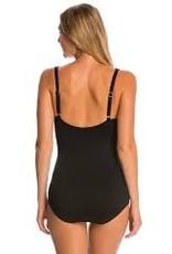 Gabar Swimwear Gabar G91211Square Neck Mallot