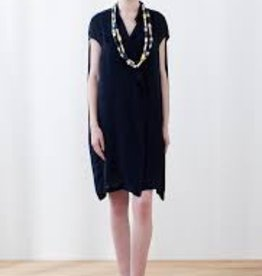 ELK Elk Regetta Semi Sheer Dress Dark Navy ON  SALE !!