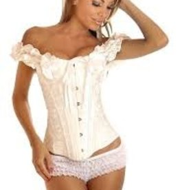 Daisy Corsets Daisy  1944 Embroidered-Peasant-Top-Corset