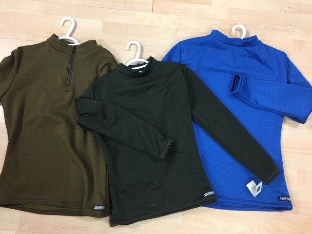 Sportees Windpro Top, Fitted Style