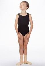 Bloch Mirella Butterfly Tulle Back Tank Leotard
