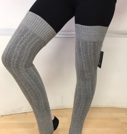 Bloch Bloch W6950 Thigh High Knit Leg Warmer