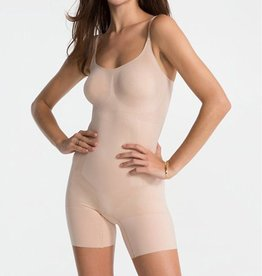 Spanx Spanx SS1715 Mid Thigh Bodysuit