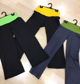 Sportees Sportees-Yoga-Pants-Capri