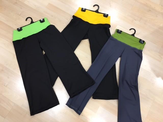 Sportees Yoga-Pants-Capri