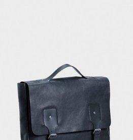 ELK Mr Elk G1121S17 Budal Messenger Bag, Black