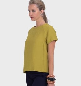 ELK Elk Women's Fine Pleat Top ON  SALE !!