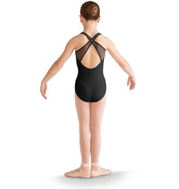 Bloch Bloch Mirella M355C Mesh Yoke X Back Leotard / Bodysuit
